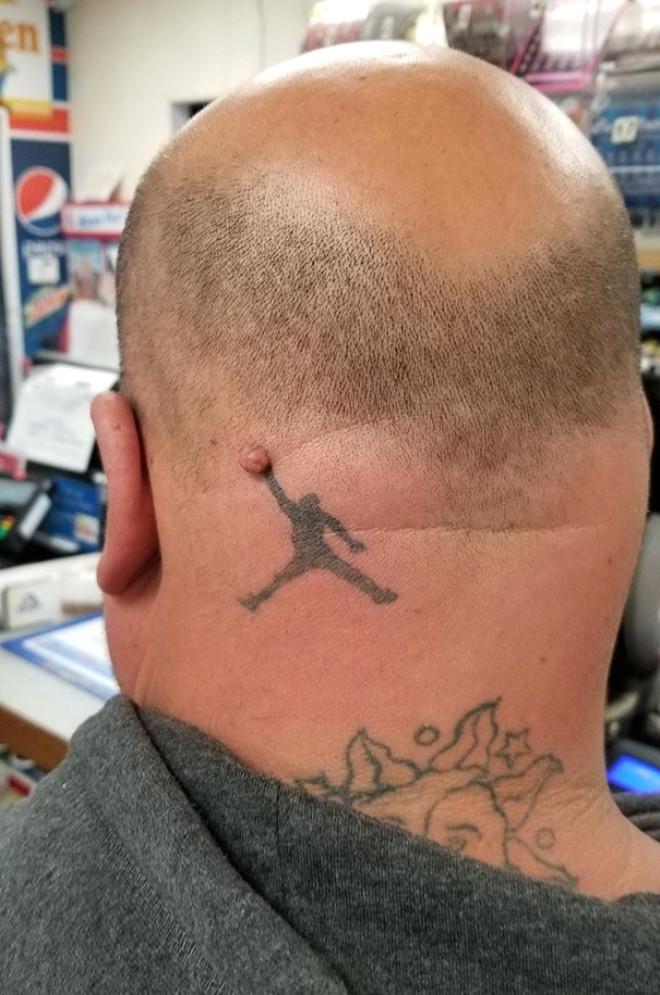 Dünyanın en kötü dövmelerini merak ettiniz mi! İşte o 20 dövme 2