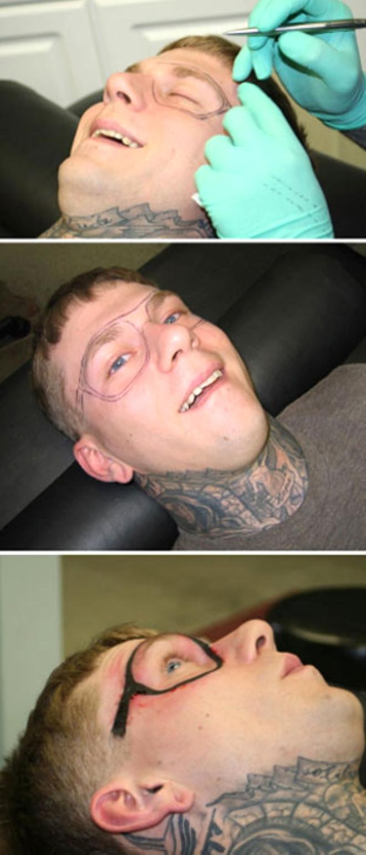 Dünyanın en kötü dövmelerini merak ettiniz mi! İşte o 20 dövme 20