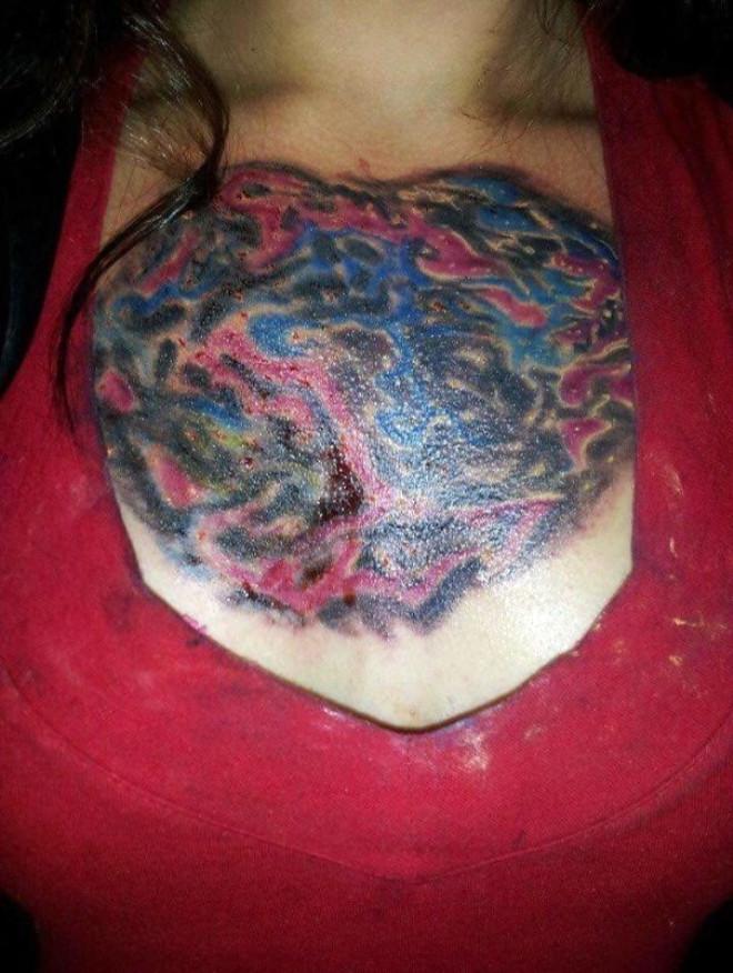 Dünyanın en kötü dövmelerini merak ettiniz mi! İşte o 20 dövme 4