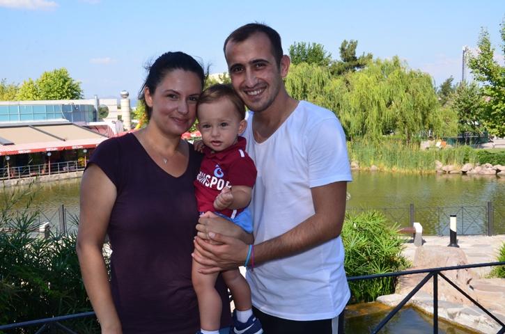 Dünyanın en genç transferi 'Bordo' çalışmalara başladı 10