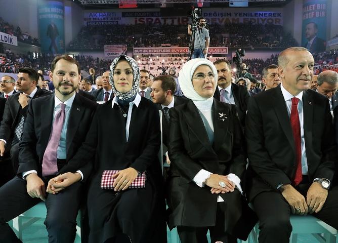 AK Parti kongresine damga vurdu! 19