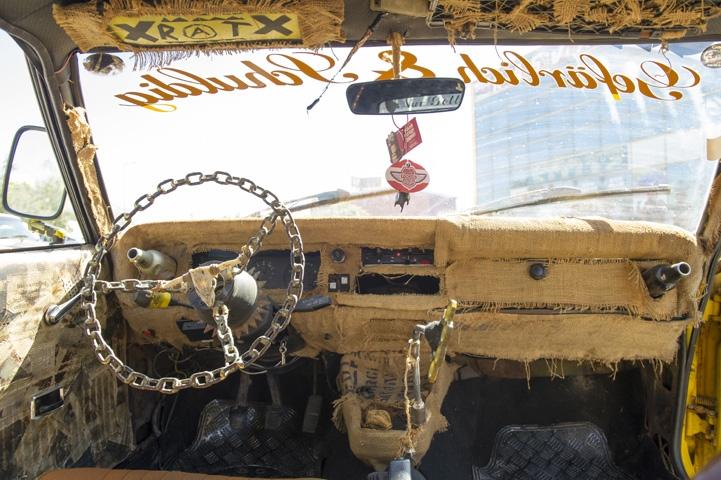 Ankara sokaklarında iki çılgın 19