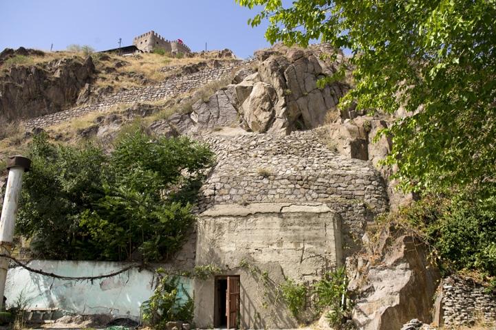 Ankara'nın bilinmeyen tarihi sığınağı 28