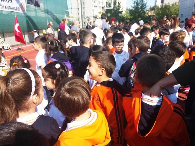 Oya Akın Yıldız Okulları 2018/2019 eğitim öğretim yılına başladı 13