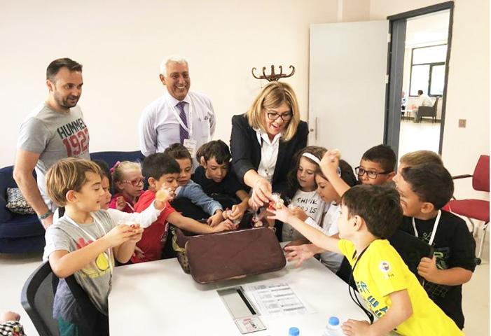 Oya Akın Yıldız Okulları 2018/2019 eğitim öğretim yılına başladı 15