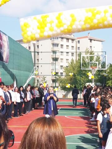 Oya Akın Yıldız Okulları 2018/2019 eğitim öğretim yılına başladı 2