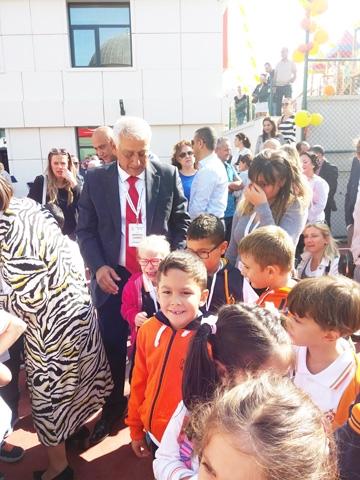 Oya Akın Yıldız Okulları 2018/2019 eğitim öğretim yılına başladı 6