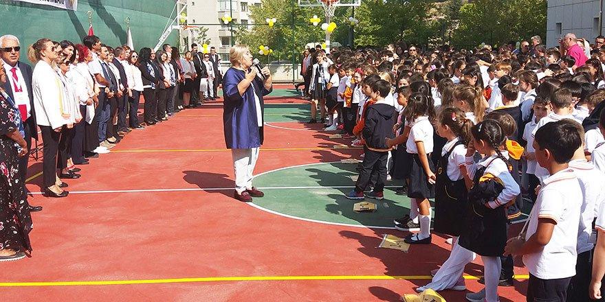 Oya Akın Yıldız Okulları 2018/2019 eğitim öğretim yılına başladı