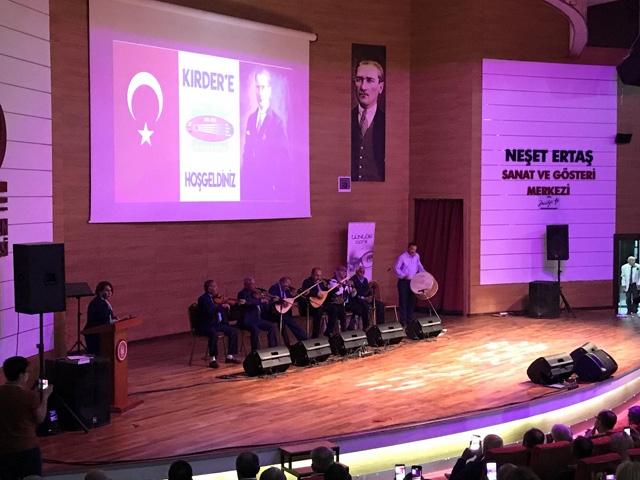 Kırşehirliler 'Ustaya Saygı' gecesinde buluştu 8