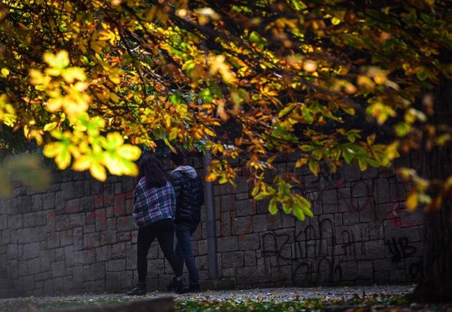 Ankara'da sonbahar bir başka güzel 2