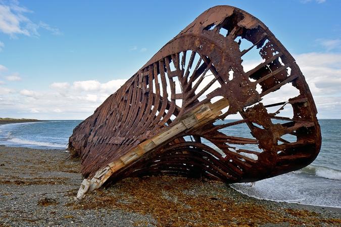 Stefano Benazzo'dan 'Bellek Görevi: Gemi Enkazları' sergisi 1