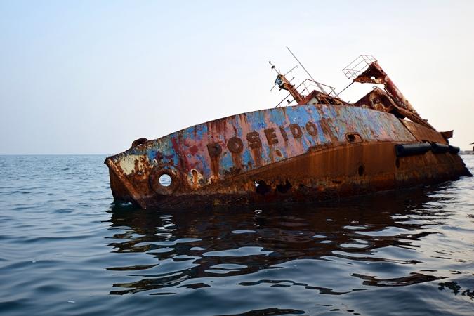 Stefano Benazzo'dan 'Bellek Görevi: Gemi Enkazları' sergisi 3