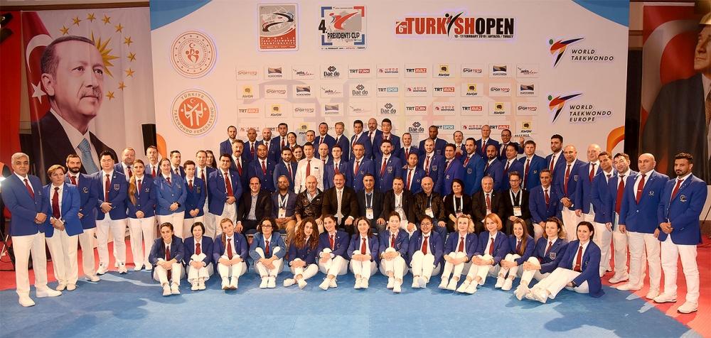 Antalya dünya tekvandosunun gündeminde 12