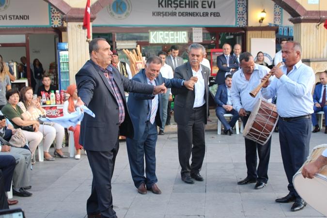 Kırşehirliler Etimesgut'u salladı 10