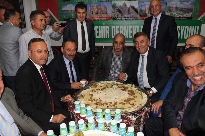 Kırşehirliler Etimesgut'u salladı 11
