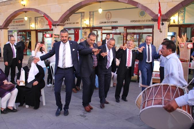 Kırşehirliler Etimesgut'u salladı 12