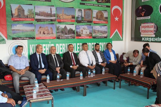 Kırşehirliler Etimesgut'u salladı 7