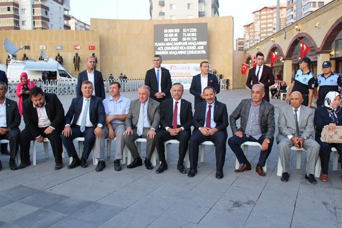 Kırşehirliler Etimesgut'u salladı 9
