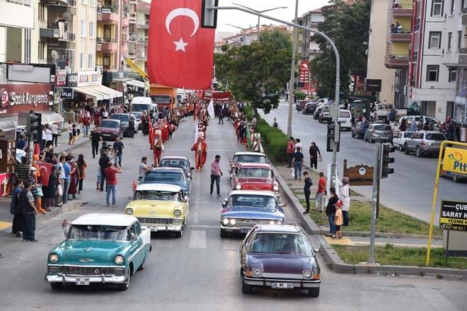 Turşu Festivali'nde renkli görüntüler 1
