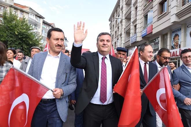 Turşu Festivali'nde renkli görüntüler 3