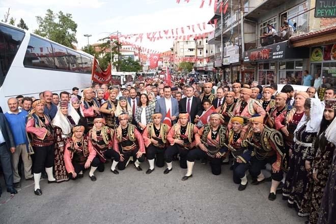 Turşu Festivali'nde renkli görüntüler 4