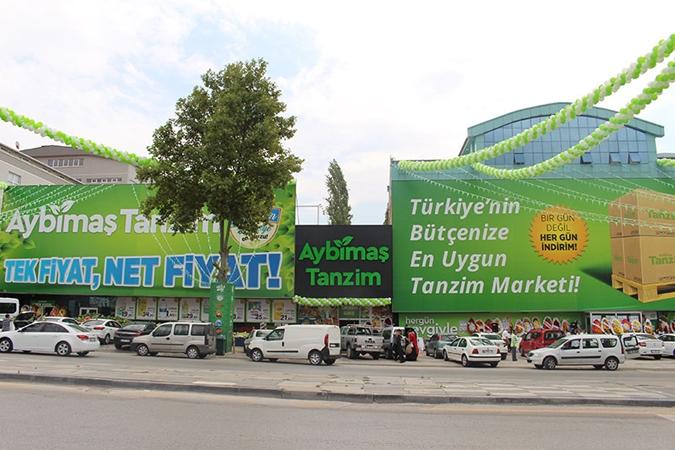 AYBİMAŞ TANZİM Ankara Mamak'ta 8. şubesini açtı 1