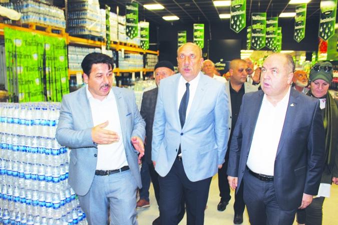 AYBİMAŞ TANZİM Ankara Mamak'ta 8. şubesini açtı 11