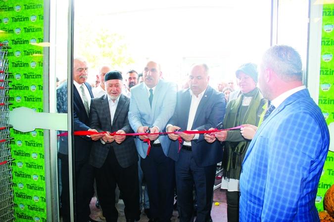 AYBİMAŞ TANZİM Ankara Mamak'ta 8. şubesini açtı 6