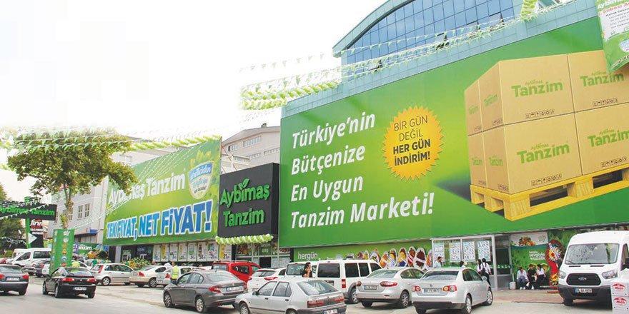 AYBİMAŞ TANZİM Ankara Mamak'ta 8. şubesini açtı