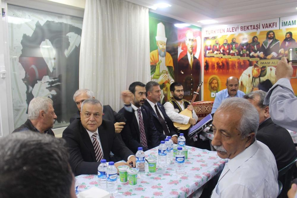 Türkmen Alevi Bektaşi Vakfı aşurede buluşturdu 2