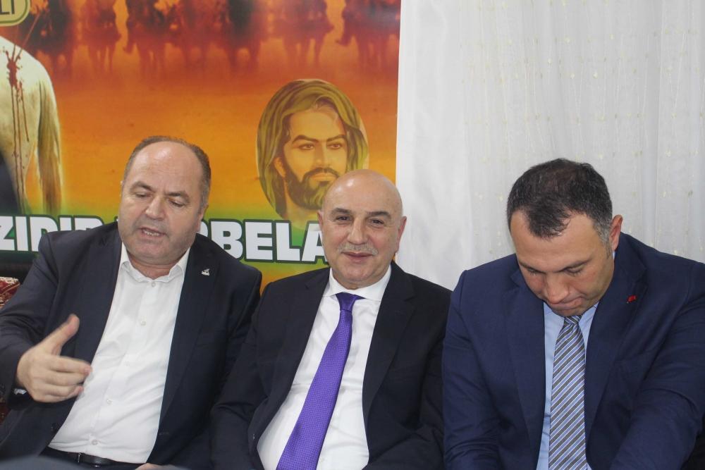 Türkmen Alevi Bektaşi Vakfı aşurede buluşturdu 3