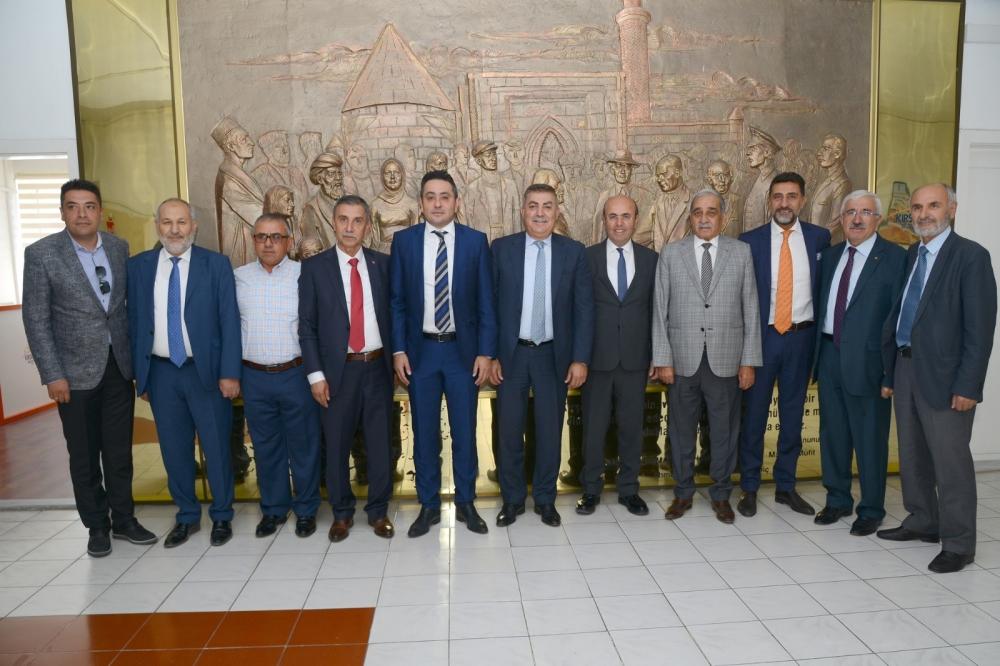 Kırşehirli Dernekler Federasyonu ve Kırşehirliler Vakfı'ndan Kırşeh 16