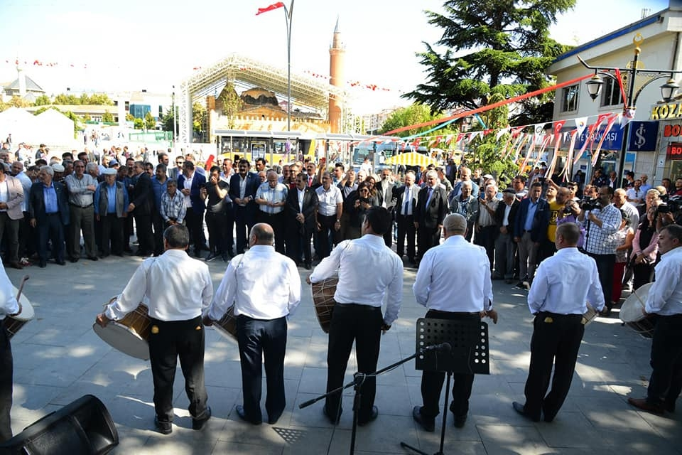 Kırşehirli Dernekler Federasyonu ve Kırşehirliler Vakfı'ndan Kırşeh 20