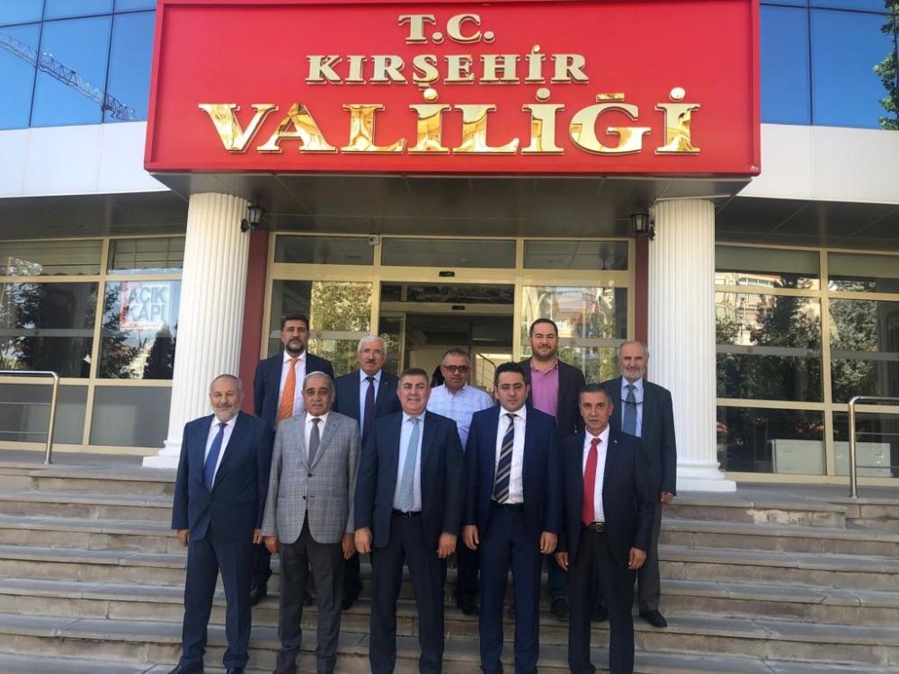 Kırşehirli Dernekler Federasyonu ve Kırşehirliler Vakfı'ndan Kırşeh 24