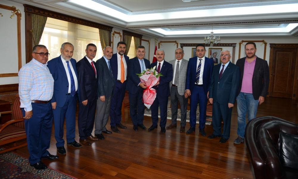 Kırşehirli Dernekler Federasyonu ve Kırşehirliler Vakfı'ndan Kırşeh 3