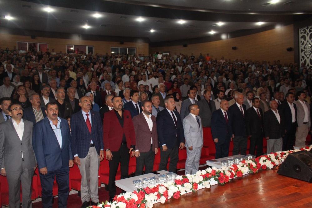 Kırşehirlilerin Gücü: Federasyon, Vakıf, KIR-DER 15