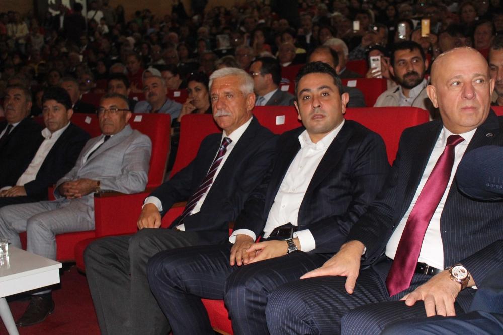 Kırşehirlilerin Gücü: Federasyon, Vakıf, KIR-DER 24