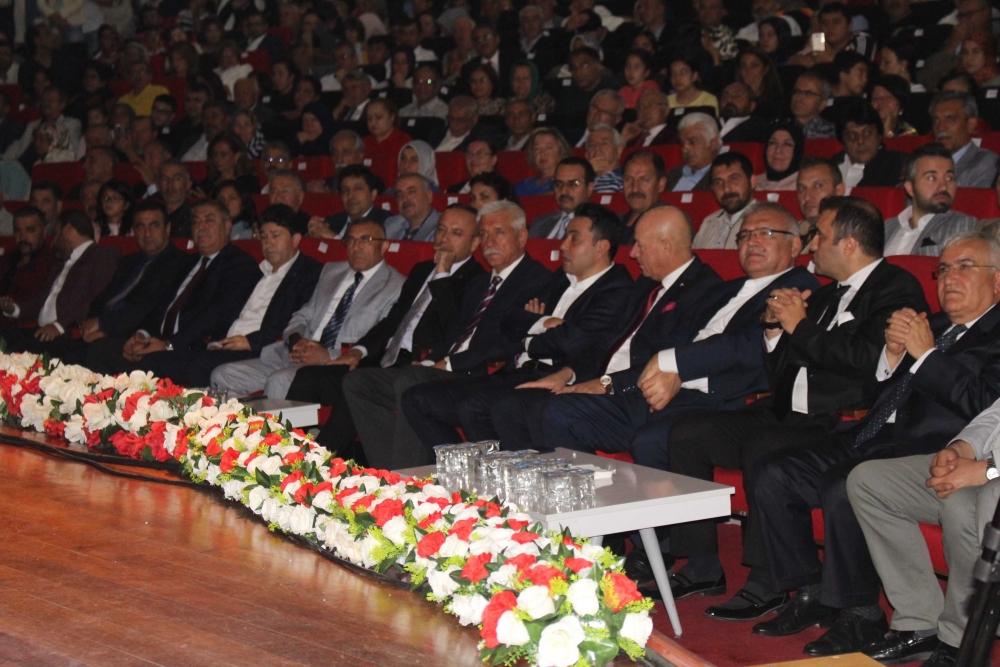 Kırşehirlilerin Gücü: Federasyon, Vakıf, KIR-DER 30
