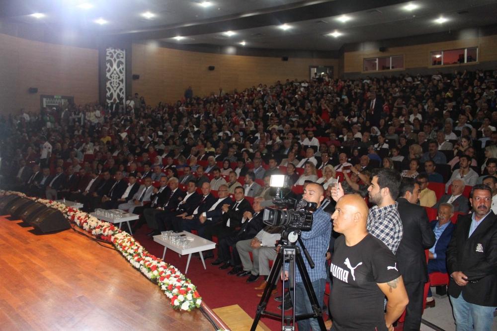 Kırşehirlilerin Gücü: Federasyon, Vakıf, KIR-DER 34