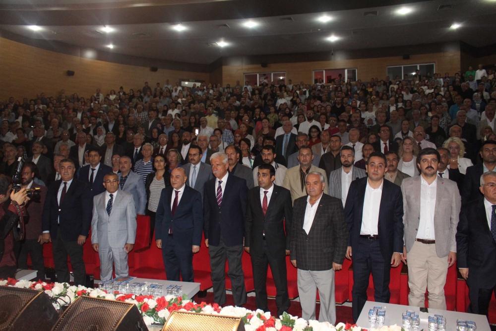 Kırşehirlilerin Gücü: Federasyon, Vakıf, KIR-DER 50