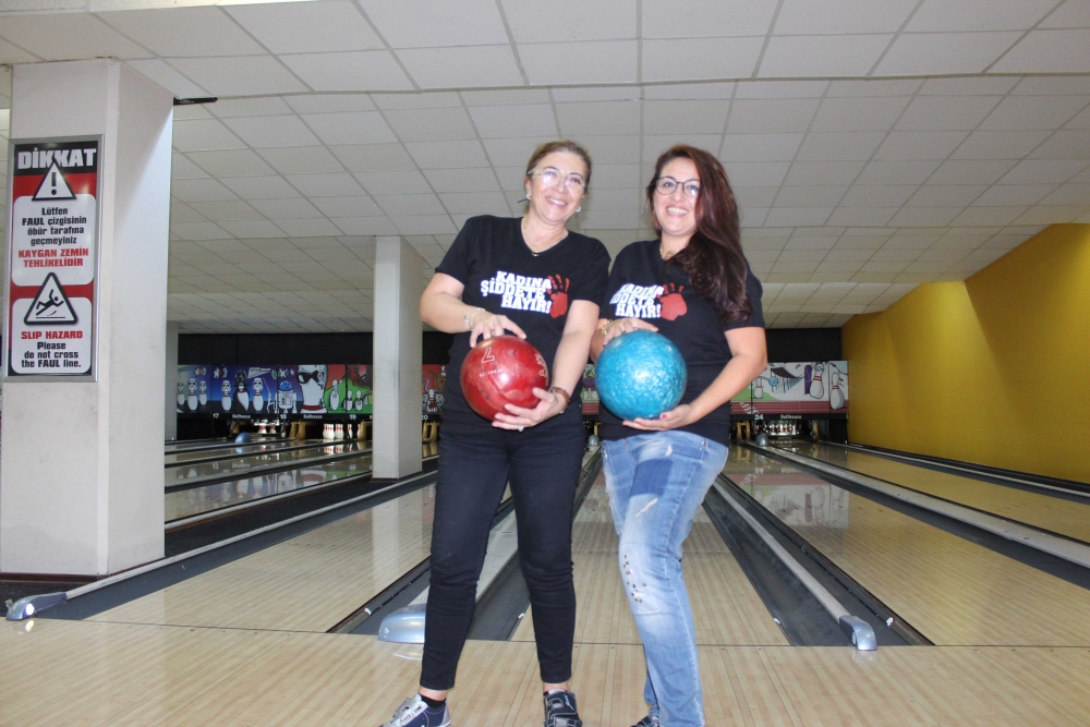 Kadına güç ve moral veren Bowling Turnuvası 29