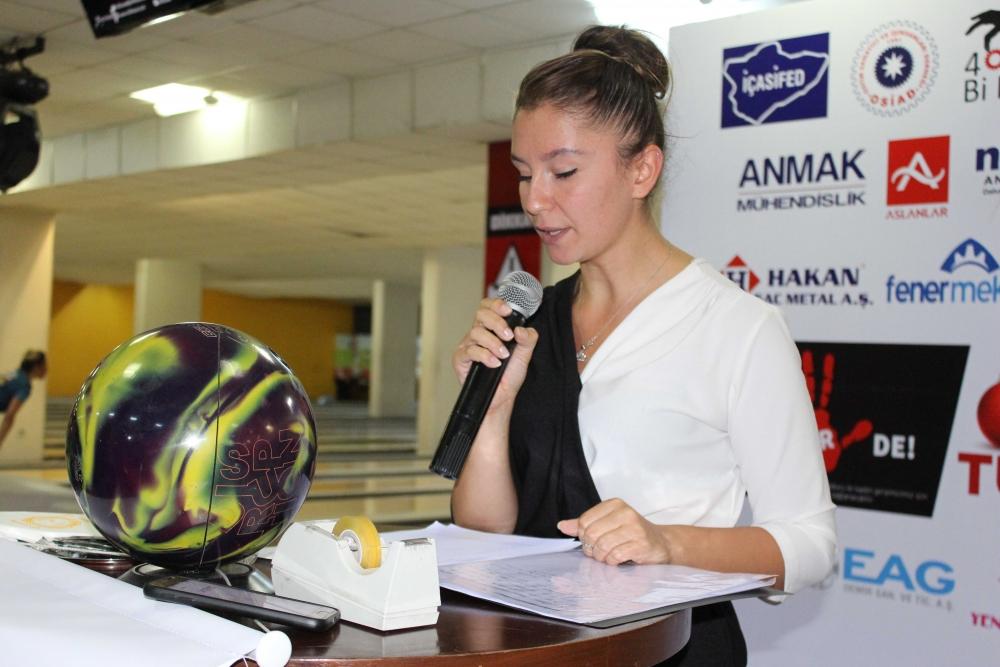 Kadına güç ve moral veren Bowling Turnuvası 6