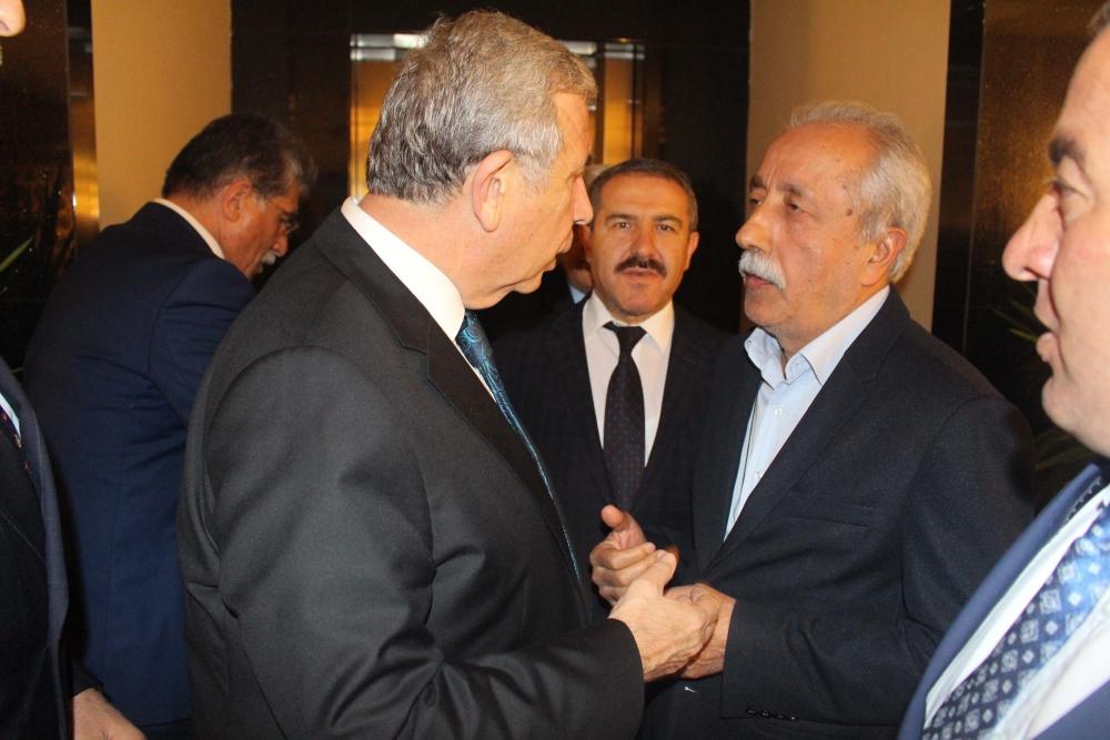 Başkent Ankara Meclisi'nden Mansur Yavaş'a ziyaret 32