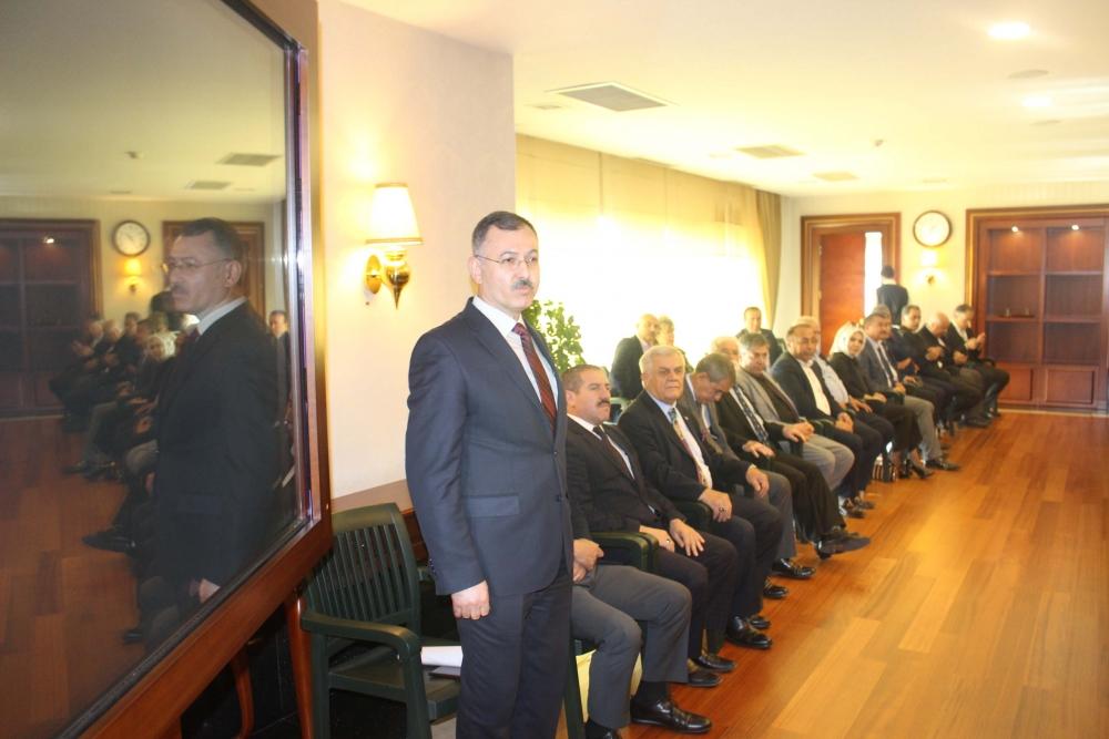 Başkent Ankara Meclisi'nden Mansur Yavaş'a ziyaret 5
