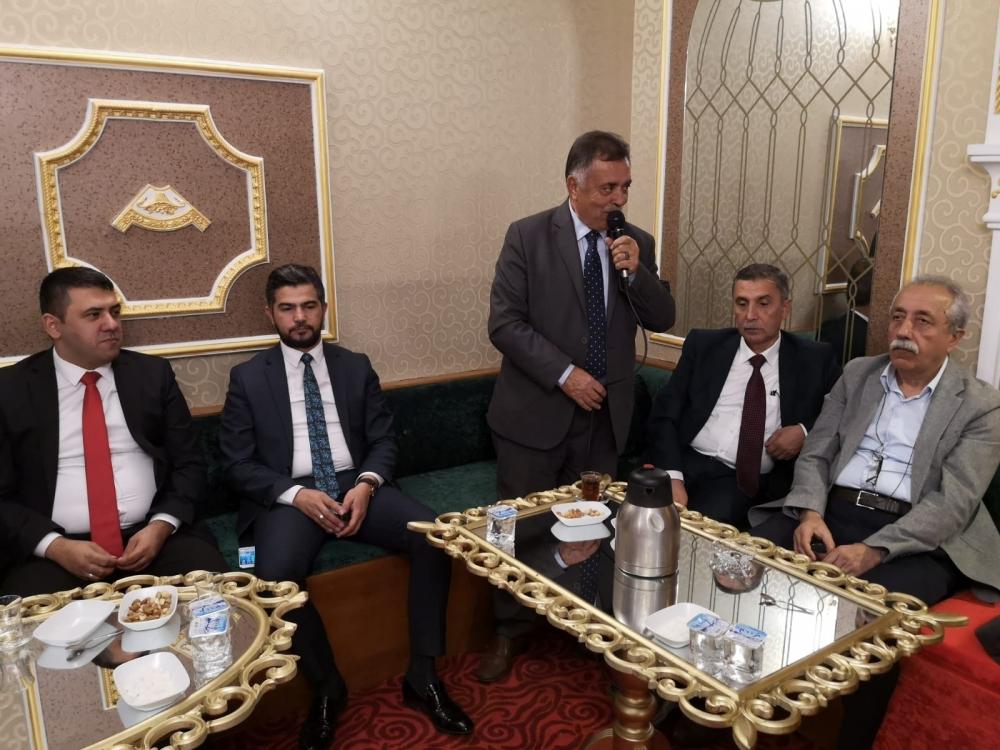Gökçınar: Ortak paydamız Kırşehir 8