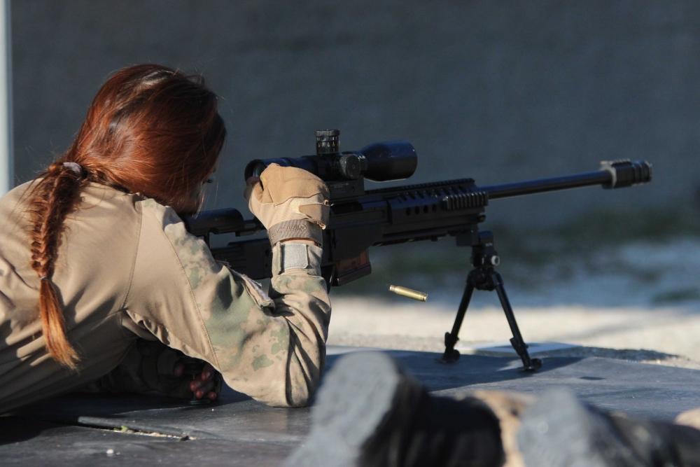 İşte Türkiye'nin ilk kadın Jandarma Komando Astsubayları 1
