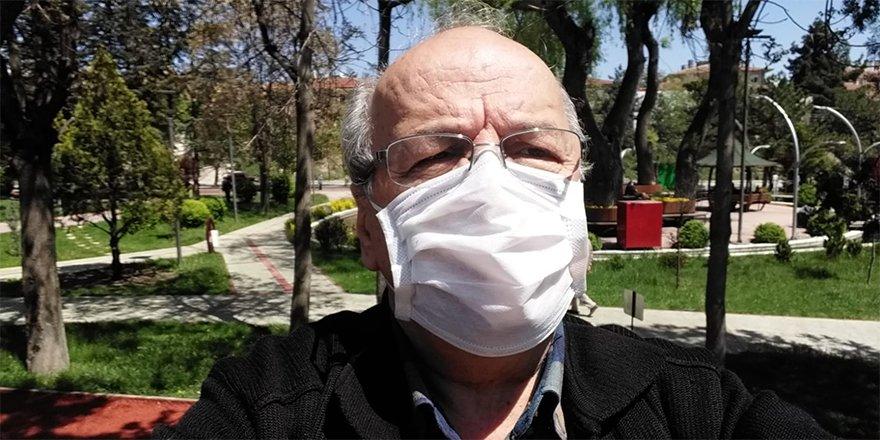 Ankara'da 65 yaş ve üzeri sokaklara akın etti