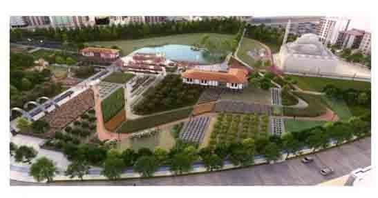 Harabeye dönen Cebeci İnönü Stadı, Millet Bahçesi olacak 1