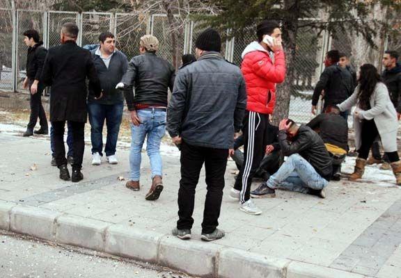KAYSERİ'DEKİ PATLAMADAN FOTOĞRAFLAR 2