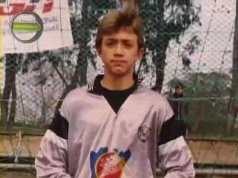 Futbolcuların küçüklük fotoğrafları şaşırttı 11